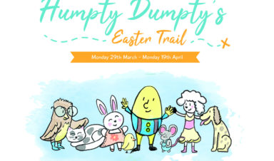 InColchester Easter trail for the whole family! 24 Mar