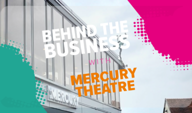 Behind the Business with Mercury Theatre 01 Jul