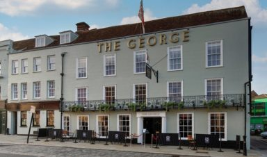 The George Hotel Eat & Drink
