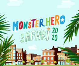 Join the Monsters Safari 30 Jun