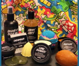 Win this summer with Lush! 20 Aug