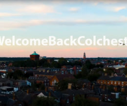 Welcome back Colchester! 06 Apr