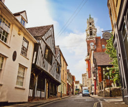 The story of In Colchester 01 Aug