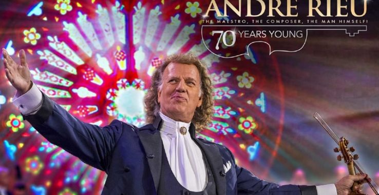 André Rieu: 70 years young FirstSite
