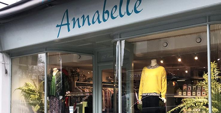 Annabelle Shopping