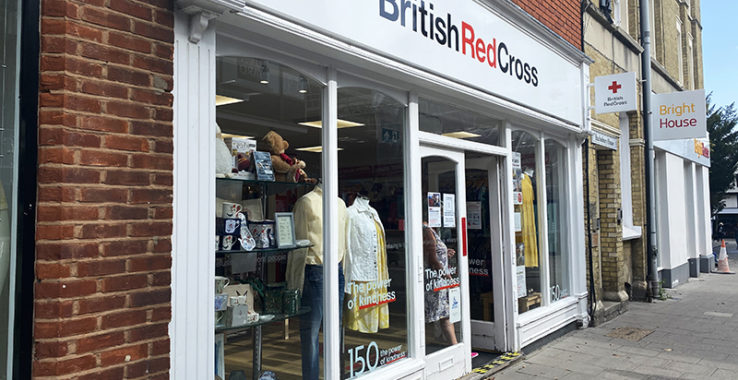 British Red Cross Shopping