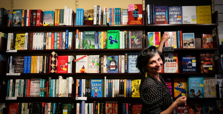 We love books! 23 Feb