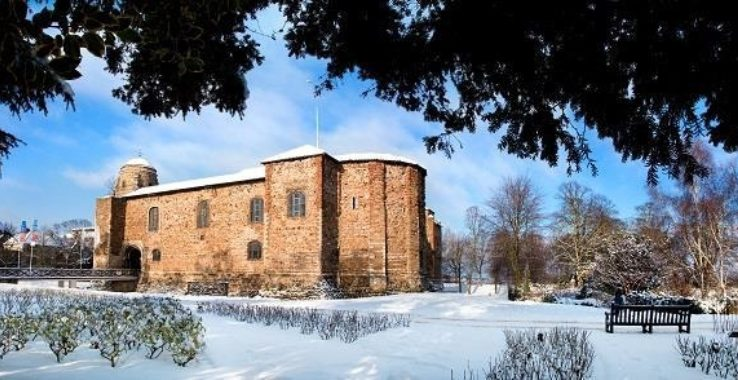 Christmas Open Evening at the Castle Colchester Castle