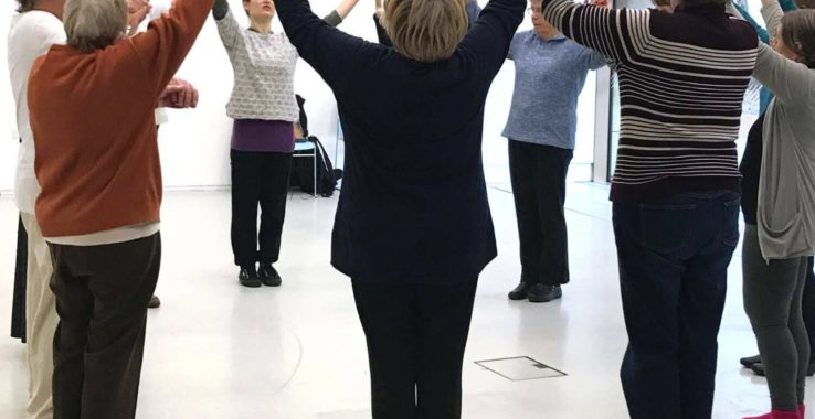 Dance and Movement for Wellbeing | For over 60s FirstSite