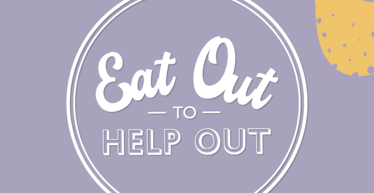 Get up to 50% off in September with our Extended Eat Out to Help Out Eat & Drink