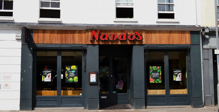 Nandos Eat & Drink