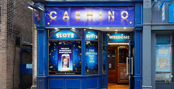 Cashino Entertainment & Leisure