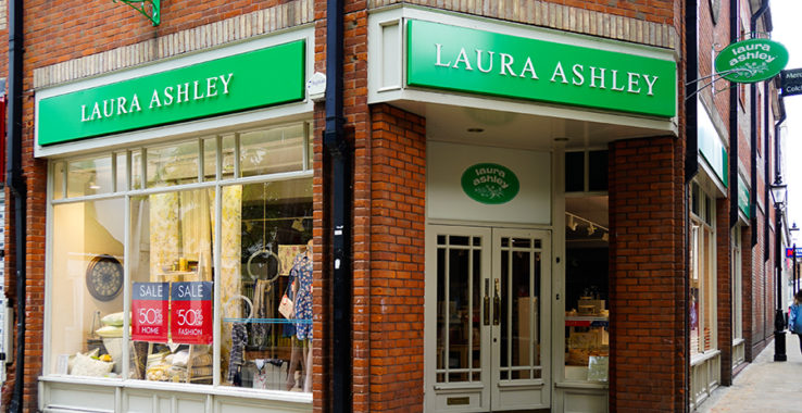 Laura Ashley Shopping