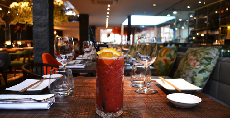 Pavilion Lounge and Restaurant Eat & Drink