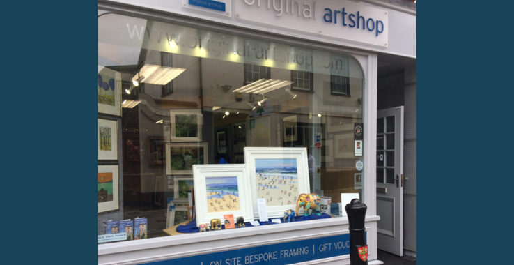 The Original Artshop Shopping