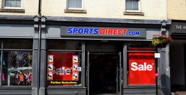 Sports Direct Shopping