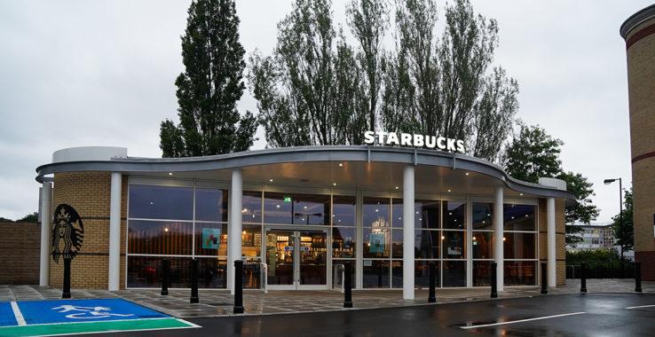 Starbucks (Retail park) Eat & Drink