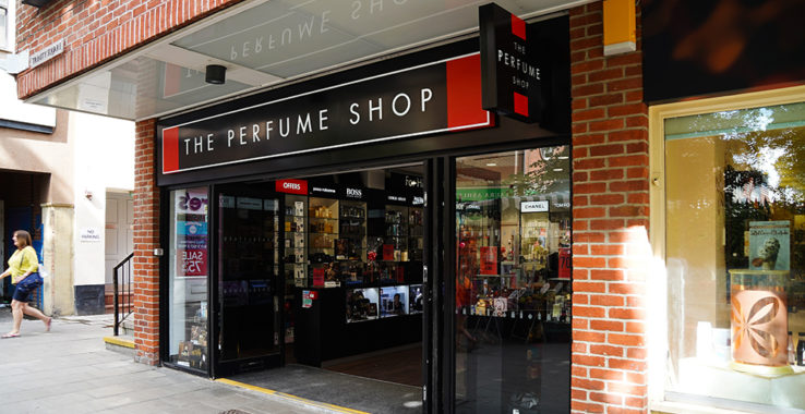 The Perfume Shop Shopping