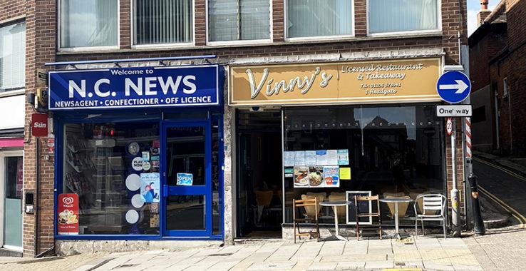 Vinny's Restaurant Eat & Drink