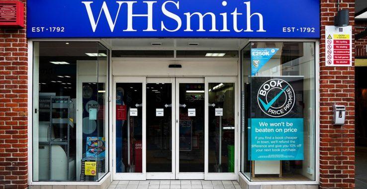 W H Smith Shopping