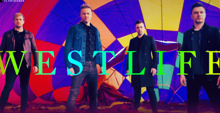 WESTLIFE – STADIUMS IN THE SUMMER TOUR 2020 Castle Park Gardens