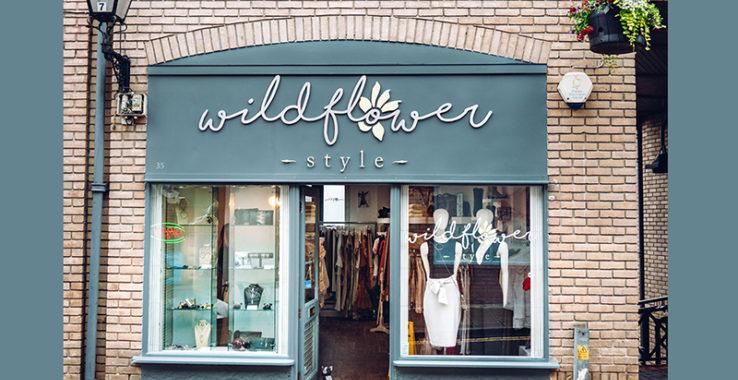 Wildflower Shopping
