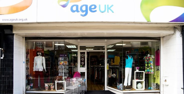 Age UK Shopping