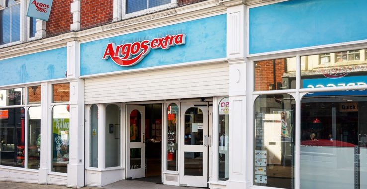 Argos Shopping