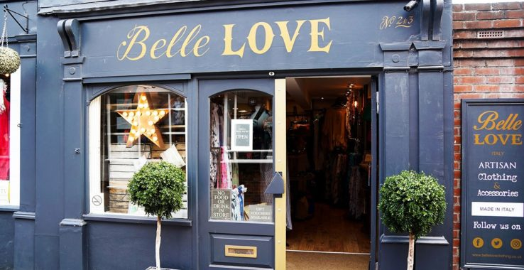Belle Love Shopping