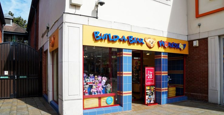 Build a Bear Workshop Shopping