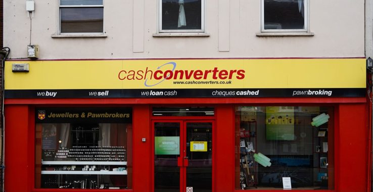 Cash Converters Shopping