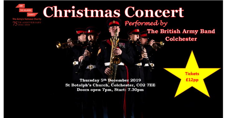 Christmas Concert 2019 St Botolph's Church