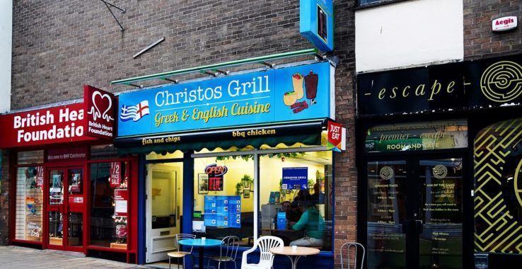 Christos Grill Eat & Drink