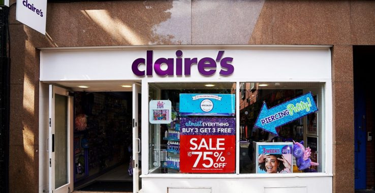 Claires Shopping