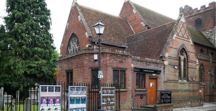 Colchester Art Centre See & Do