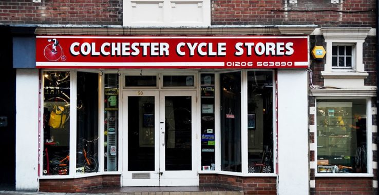Colchester Cycle Store Shopping