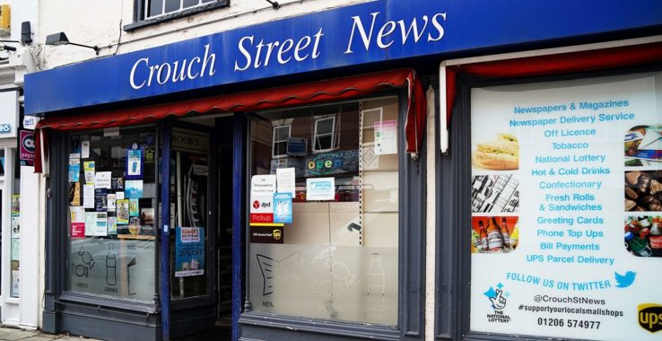 Crouch Street News Eat & Drink