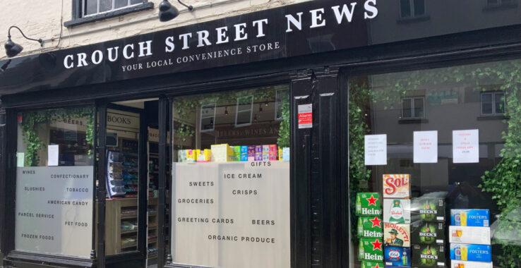 Crouch Street News Eat & Drink