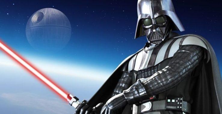 Darth Vader's Galactic Grotto Ace Comics