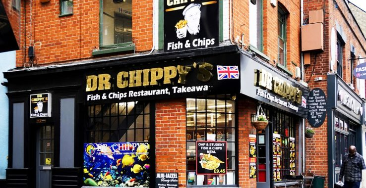 Dr Chippy Eat & Drink