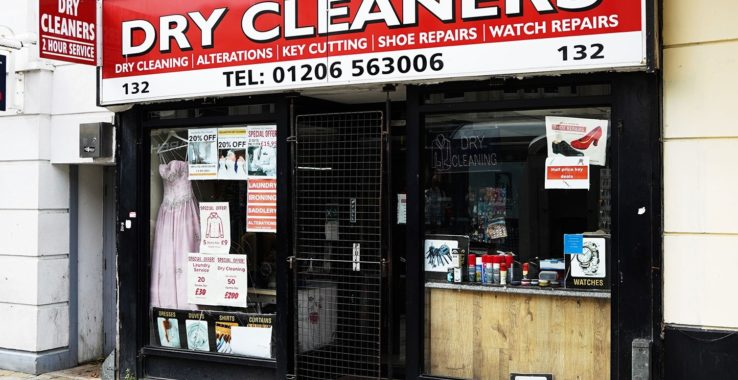 Colchester Dry Cleaners Professional Services