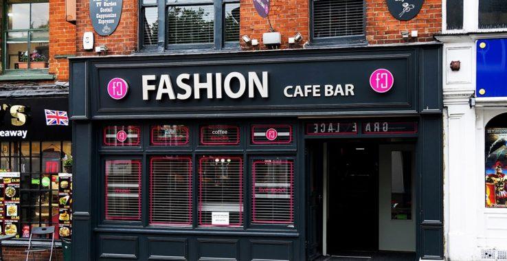 Fashion Cafe Bar Eat & Drink