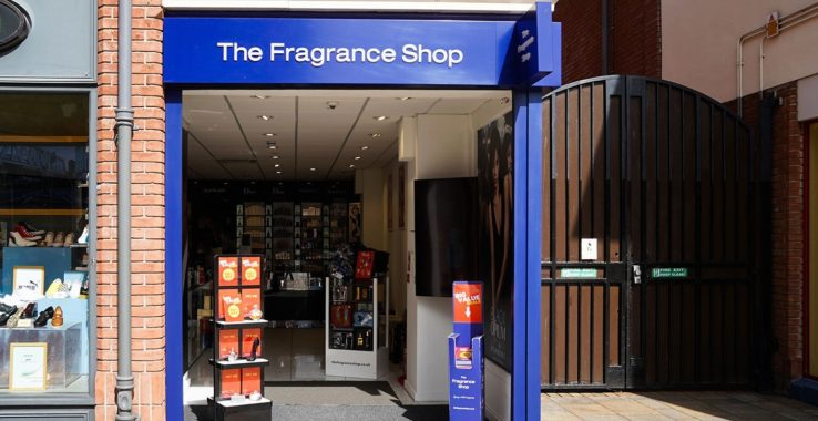 The Fragrance Shop Shopping