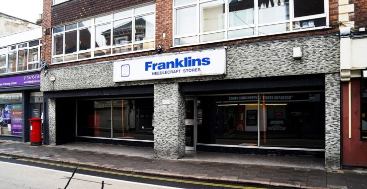 Franklins Shopping