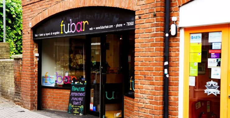 Fubar Hair Collective Professional Services