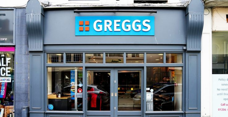 Greggs (High Street) Eat & Drink