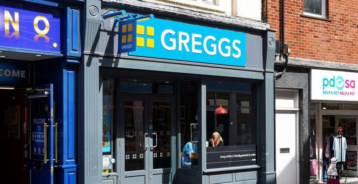 Greggs (Long Wyre) Eat & Drink