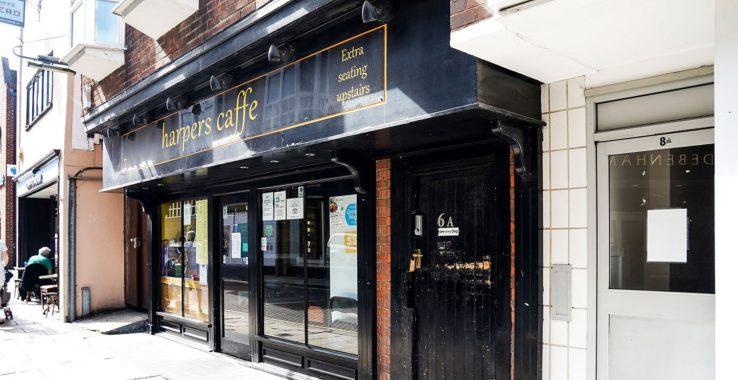 Harpers Caffe Eat & Drink