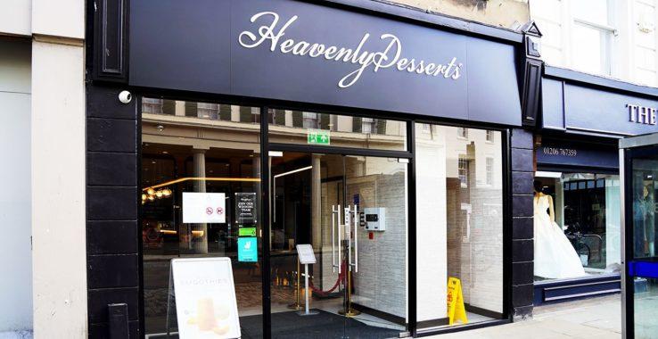 Heavenly Desserts Eat & Drink