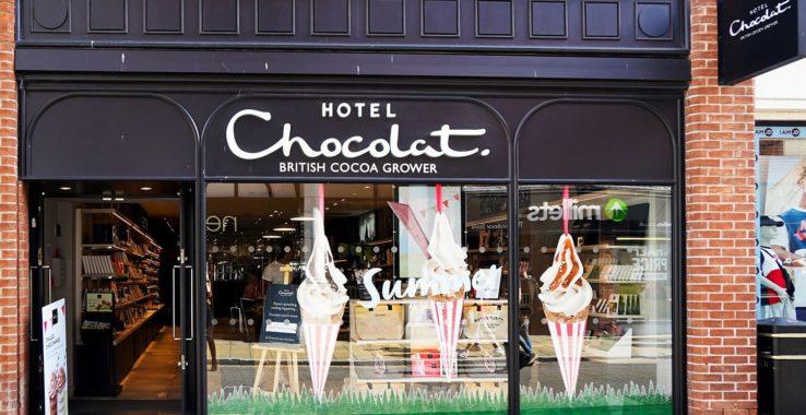 Hotel Chocolat Eat & Drink